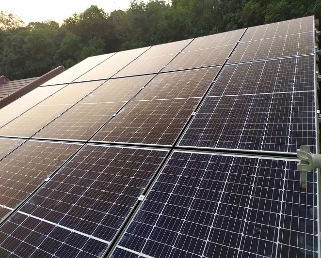 Solar panels Singapore Lengkok Lima 52 Solar panels